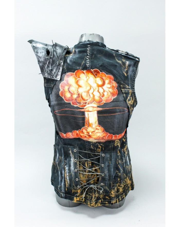 Explosion vest forexconfidential
